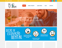 Layout PSD & HTML/CSS   2º Projeto Fazer Sorrir