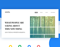 Stella User Interface Kit