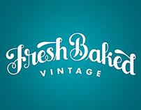 Fresh Baked Vintage Logo Case Study