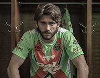 Jugador Leandro Carrijo FC Juárez