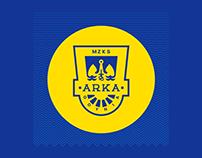 Arka Gdynia - redesign concept