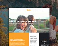 Nectar WordPress Theme - Phone View
