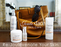 Joule-Face Skin Care Ad