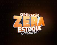 Operação Zera Estoque | ENCARTE#001