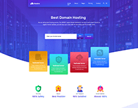 Hostring -WHMCS Hosting and Domain Company Website