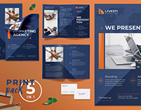 Marketing Agency Templates Suite