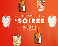Cointreau - The Art of La Soirée