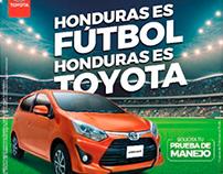 Campaña Mundialista Toyota 2018