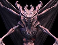 Night Gaunt - Creature Concept