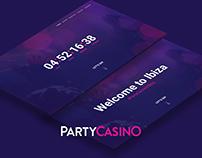 PartyCasino Ibiza Event Campaign