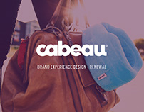 Cabeau Brand Experience - Renewal