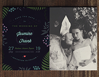 7 Whimsical Wedding Items Pack III