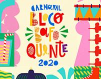 Bloco Bafo Quente 2020