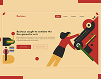 Bauhaus | Web UI