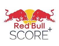 Red Bull Score+