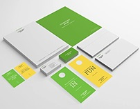 Courtyard Hotels Brand Collateral