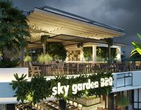 BBQ sky garden