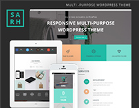 Sarah | Responsive Multi-Purpose WordPress Theme