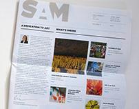 SAM: member magazine