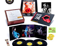Rolling Stones - The Brussels Affair Box Set