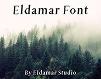 Eldamar Font - Free Download