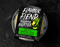 Flavour Fiend Branding & Packaging Design