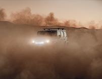 Desert Storm // Karoo SA