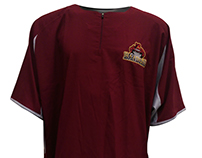 Queensland Bandits Baseball Product Photos & Deep Etch