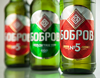 "Evolution of beer design ""Bobrov"""