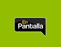 """Comercial """"En Pantalla"""""""