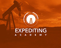 EXPEDITING ACADEMY: Logo design and Cards