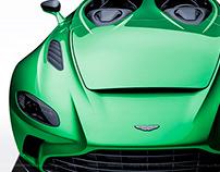 2020 Aston Martin V12 Speedster Mint Castleton