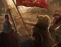 Zems - Banner of the Legion