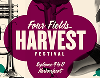 Four Fields Harvest Festival