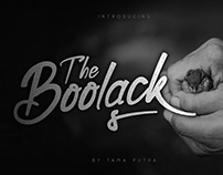 Boolack Typeface (FREE)