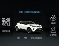 VR Car Repair Shop
