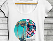 WOMENS GRAPHIC TEES