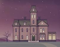 Addams Mansion