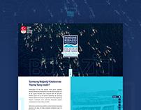 Samsung Boğaziçi Yarışları - Web Sitesi
