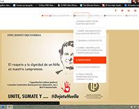Desarrollo web Grupo La Palestra