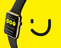 Yellow Pages - Apple Watch