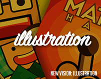 New Vision: illustration