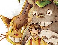 Studio Ghibli Illustrations (Part 2)
