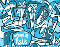 Asus #CreateAsus
