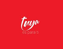 ART DIRECTOR & WARDROBE / TUYA, REGRERSO A LA ESCUELA