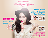 Etude House E-Magazine