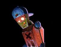 Rusty Robo Dude
