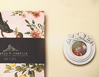 Wedding Invitation | Bernardo and Isabella