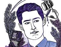 Twin Peaks Character Portraits