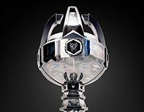 LATAM Championship Trophy